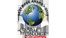 Global Fiannce 2014_ Best bank